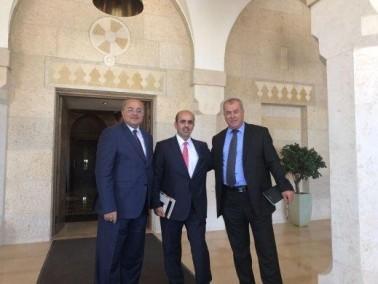 الملك عبدالله الثاني يستضيف اجتماع عمل حول القدس