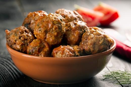 كرات اللحم بصلصة الأناناس اللذيذة..صحة وعافية