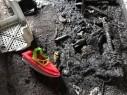 3 اصابات جرّاء استنشاق دخّان بعد إندلاع حريق داخل منزل في بيت جن