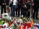 شوارع برشلونة تبكي ضحايا العملية الارهابية..صور