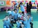 مدرسة نور القدس تختتم فعاليات المخيم الصيفي أنا مقدسي 4 في رأس العامود
