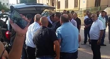 مدينة حيفا تودع نادر زايد بالأسى والحزن بعد مقتله بانفلات رصاصة
