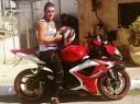 مصرع فداء ناصر بعد تعرضه للدهس اثر سقوطه عن دراجة نارية في الجولان