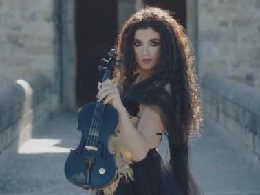 شاهدوا فيديو كليب عازفة الكمان الأولى ديفانيسا