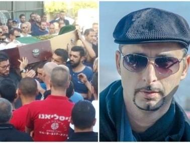 مجد الكروم: الالاف يشيعون جثمان المهندس هاني زهراوي