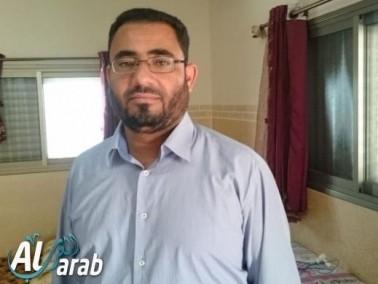 التحقيق مع الشيخ يوسف أبو جامع من رهط