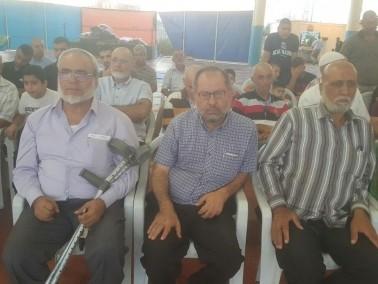على شرف يوم عرفة: افطار جماعي في مدينة ام الفحم