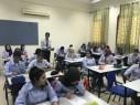 8000 طالب وطالبة عادوا الى مقاعد الدراسة في باقة الغربية صباح اليوم