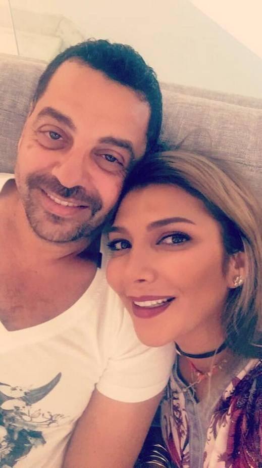 أصالة لـ زوجها طارق العريان: حبيبي وسندي