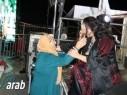 دير الاسد: اختتام مهرجان عيد الاضحى بأمسية غنائية ساحرة للفنانة سناء موسى