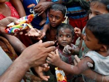 مصدران يكشفان استخدام ميانمار الألغام