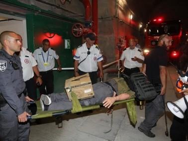 كرمئيل: طواقم الانقاذ والشرطة تجري مناورات
