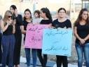 مجد الكروم: وقفة احتجاجية تنديداً بجريمة قتل هبه مناع وجرائم القتل والعنف
