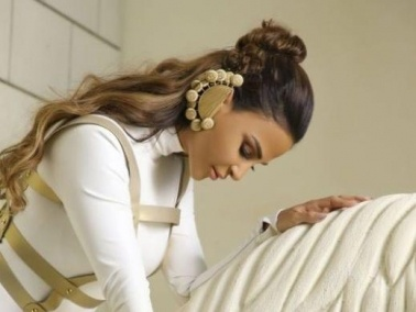 نيللي مقدسي تعود بفيديو كليب جديد
