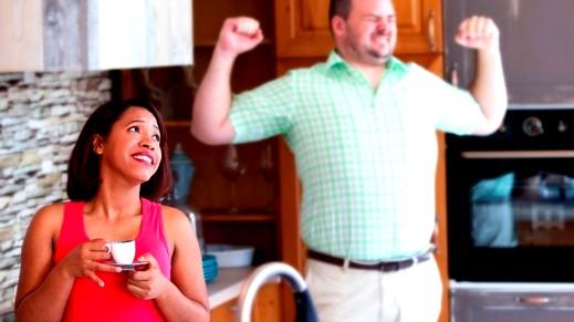 هل يعاني زوجك من البدانة؟