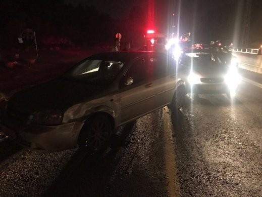 خمسة مصابين في حادث طرق قرب مفترق كفرياسيف