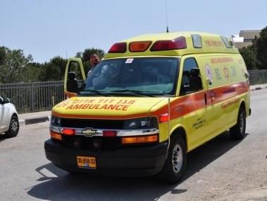 إصابة طفلة جراء تعرضها للدهس في رهط