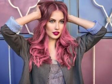 هل تجرؤين على اعتماد ألوان الشعر الغريبة؟