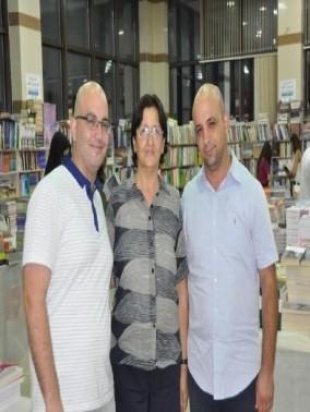 انطلاقة معرض الكتاب الكبير في كنيون كنعان- يركا