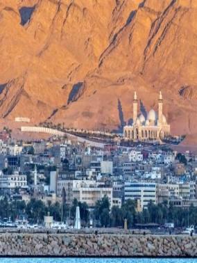 العقبة..جوهرة المملكة الأردنيّة