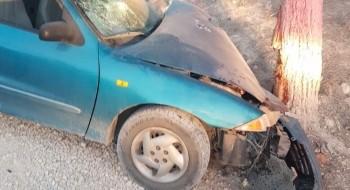 اصابة شخصين بجراح متوسطة في حادث بين كفرياسيف والجديدة