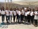 الرامة: تخرّج نخبة من طلاب الثواني عشر من مدرسة حنا مويس المشتركين ببرنامج الاكسيس