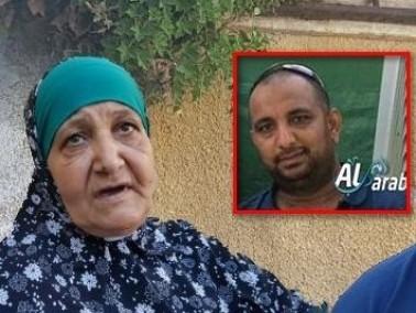 والدة محمد زايط من جسر الزرقاء تبكي رحيل إبنها