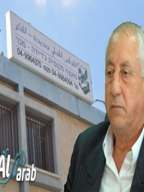 استمرار محمد شامي كرئيس لمجلس الجديدة المكر