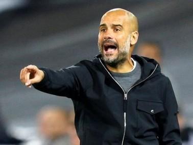 جوارديولا يخشى تعرضه للإقالة في نهاية الموسم