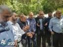جت: زيارة ضريح شهيد هبّة القدس والأقصى رامي غرة