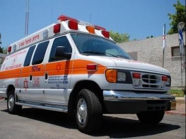 إصابة فتى بحروق بمادة مشتعلة في مستوطنة أريئيل