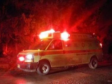 كريات شمونة: سقوط طفل من اعلى سريره وحالته صعبة