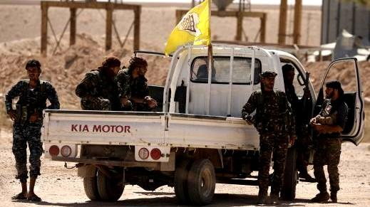 الجيش السوري ينهي وجود داعش في محافظة حماة