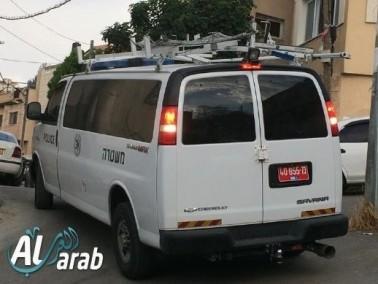 اعتقال 3 قاصرين عرب بشبهة إلقاء الحجارة في النقب