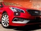 Hyundai Sonata من أكثر السيارات المريحة