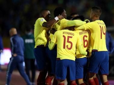 الإكوادور توقف 5 لاعبين بعد الهزيمة ضد الأرجنتين