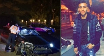 عكا: مصرع الشاب مرسي بيساني (18 عامًا) بحادث بين دراجة نارية وسيارة قرب المدينة