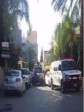 وفاة فتحي أبو مخ من باقة بعد سقوطه في منزله
