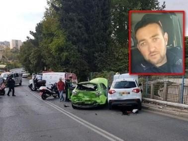 مصرع يوسف حلبي من دالية الكرمل في حادث