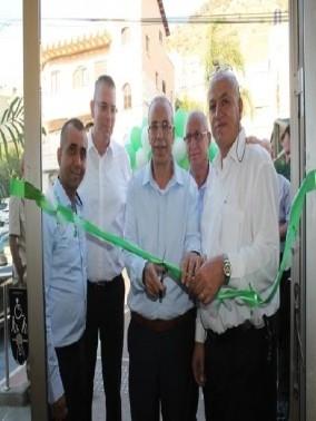 بنك مركنتيل يحتفل بافتتاح فرعه المرمّم في دبوريّة
