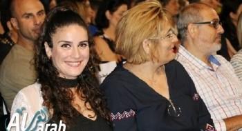 عكا: انطلاق مهرجان مسرحيد الـ16 بأمسية غنائية للفنانة فيوليت سلامة