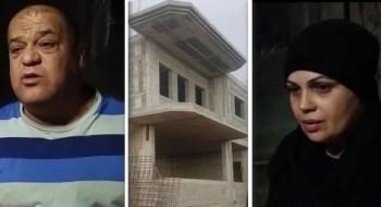عائلة عودة من قلنسوة: بيوتنا ستهدم ولا نرى تحركا لا من قيادات ولا جماهير
