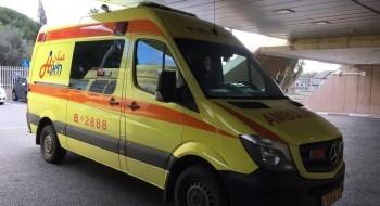 شعب: اصابة طفل بجراح متوسطة بعد تعرضه للدهس