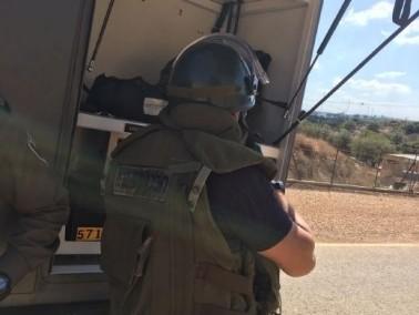 نابلس:اعتقال مشتبهين بمساندة آخر للدخول إلى المحكمة