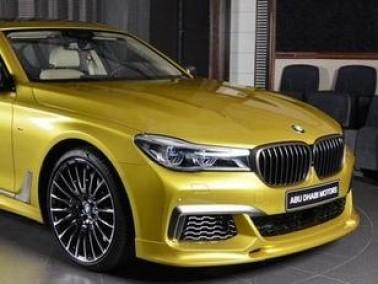 BMW M760Li تبدو مثل M3