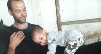 والد الطفل المصاب بعيار ناري من قلنسوة: كدت أفقد ابني ولم نعد نشعر بالأمان
