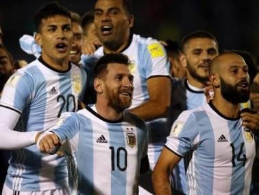تعويذة سحرية ساعدت الأرجنتين على الوصول إلى المونديال