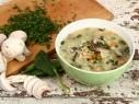 شوربة الخضار مع الأرز..صحتين وعافية