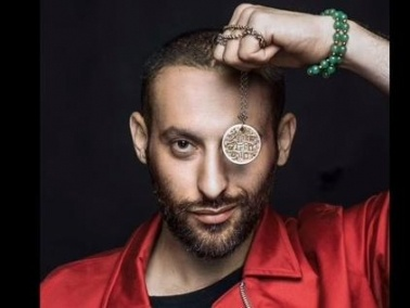الفنان اللداوي تامر النفار يطلق جوني ماشي