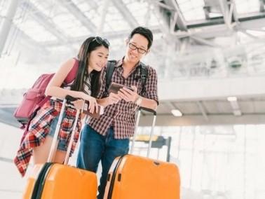 كيف نتصرف في المطار والطائرة؟